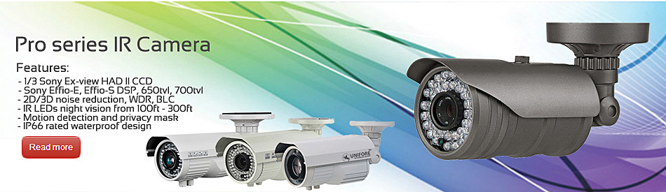 Fort Worth IR Security Cameras : Business Residential Sales & Installations